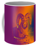 Sunrise Ram Coffee Mug