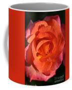 Sunrise Rose Coffee Mug