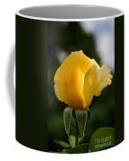 Sunrise Rosebud Coffee Mug