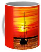 Sunrise Sailing Coffee Mug
