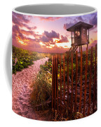 Sunrise Sentinel Coffee Mug