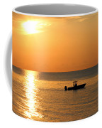 Sunrise Sport Fishing Coffee Mug