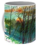Sun's Edge Coffee Mug