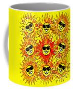Suns Party Coffee Mug