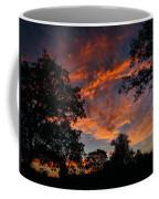 Sunset 07 26 12 Two Coffee Mug