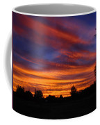 Sunset 2   09 22 12 Coffee Mug