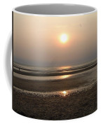 Sunset At Campground Beach Eastham Ma Cape Cod Coffee Mug