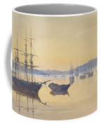 Sunset At Constantinople Coffee Mug by M Baillie Hamilton