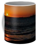 Sunset At Freemantle Coffee Mug