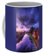 Sunset At Loughborough Coffee Mug