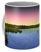 Sunset At Sandpiper Pond Coffee Mug