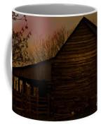 Sunset At The Barn Coffee Mug