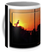 Sunset At The Granary Coffee Mug