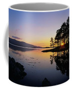 Sunset At The Lake, Kenmare, Ring Of Coffee Mug