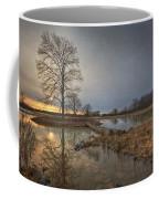 Sunset At Timber Banks Coffee Mug