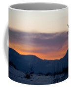 Sunset At White Sands Coffee Mug