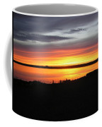 Sunset Bar Harbor Maine Coffee Mug