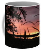 Sunset Bird Coffee Mug