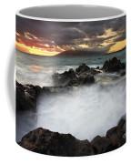 Sunset Boil Coffee Mug