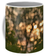 Sunset Bokeh  Coffee Mug