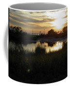 Sunset Cape Charles Virginia Coffee Mug