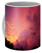 Sunset Color Coffee Mug