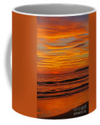 Sunset Colours Coffee Mug