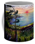 Sunset Cruisin' Coffee Mug