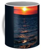 Sunset Denmark Samsoe Island Coffee Mug