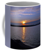 Sunset Egg Harbor Coffee Mug
