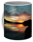 Sunset Forever My Love Coffee Mug