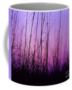 Sunset Grasses Coffee Mug