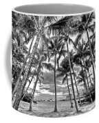 Sunset Grove At Palm Beach Coffee Mug