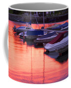 Sunset Harbor Coffee Mug