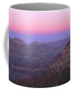 Sunset Hues At Grand Canyon Coffee Mug