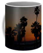 sunset in Califiornia Coffee Mug by Ralf Kaiser