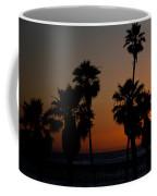 sunset in Califiornia Coffee Mug
