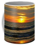 Sunset In Mexico Coffee Mug