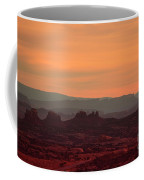 Sunset In Moab Coffee Mug