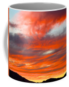 Sunset In Motion Coffee Mug