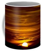 Sunset In Tuscany Coffee Mug