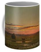 Sunset Coffee Mug by Martin Johnson Heade