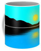 Sunset No. 2 Coffee Mug