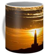 Sunset Obelisk Coffee Mug