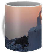 Sunset On Greek Ios Coffee Mug