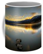 Sunset On Little Washoe Coffee Mug