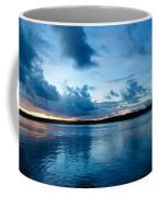 Sunset On Noosa River Coffee Mug