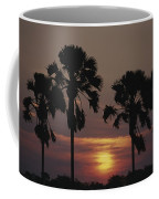 Sunset On Shire River Coffee Mug