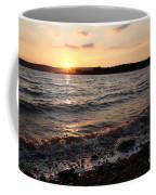 Sunset On The Bay Of Fundy Coffee Mug