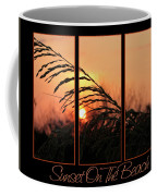 Sunset On The Beach Coffee Mug